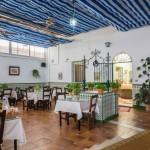 salón comedor y pozo original