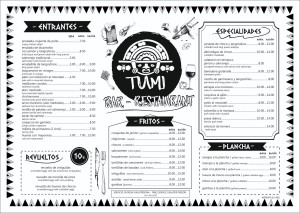 carta TUMI 2020