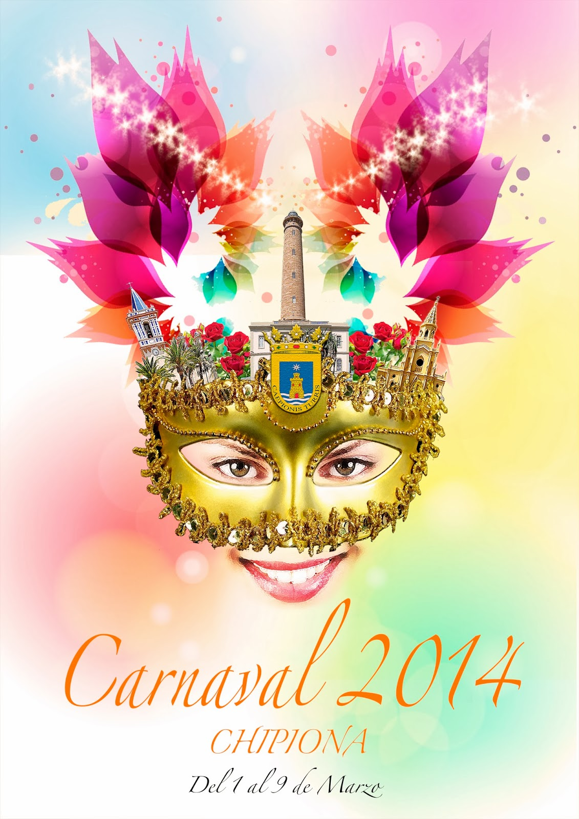Cartel Carnaval 14 OK