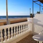 terrazas mirando al mar