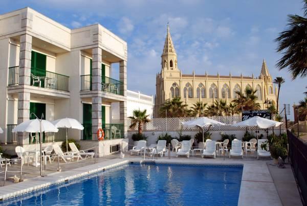 Hotel Apartamentos Marina Luz en Chipiona