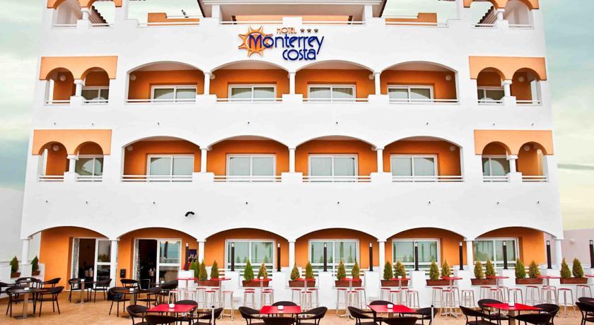 Hotel Monterrey Costa en Chipiona