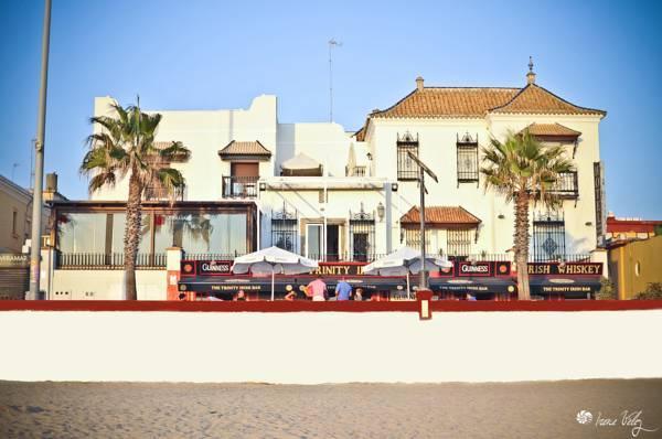 Hotel Playa de Regla en Chipiona