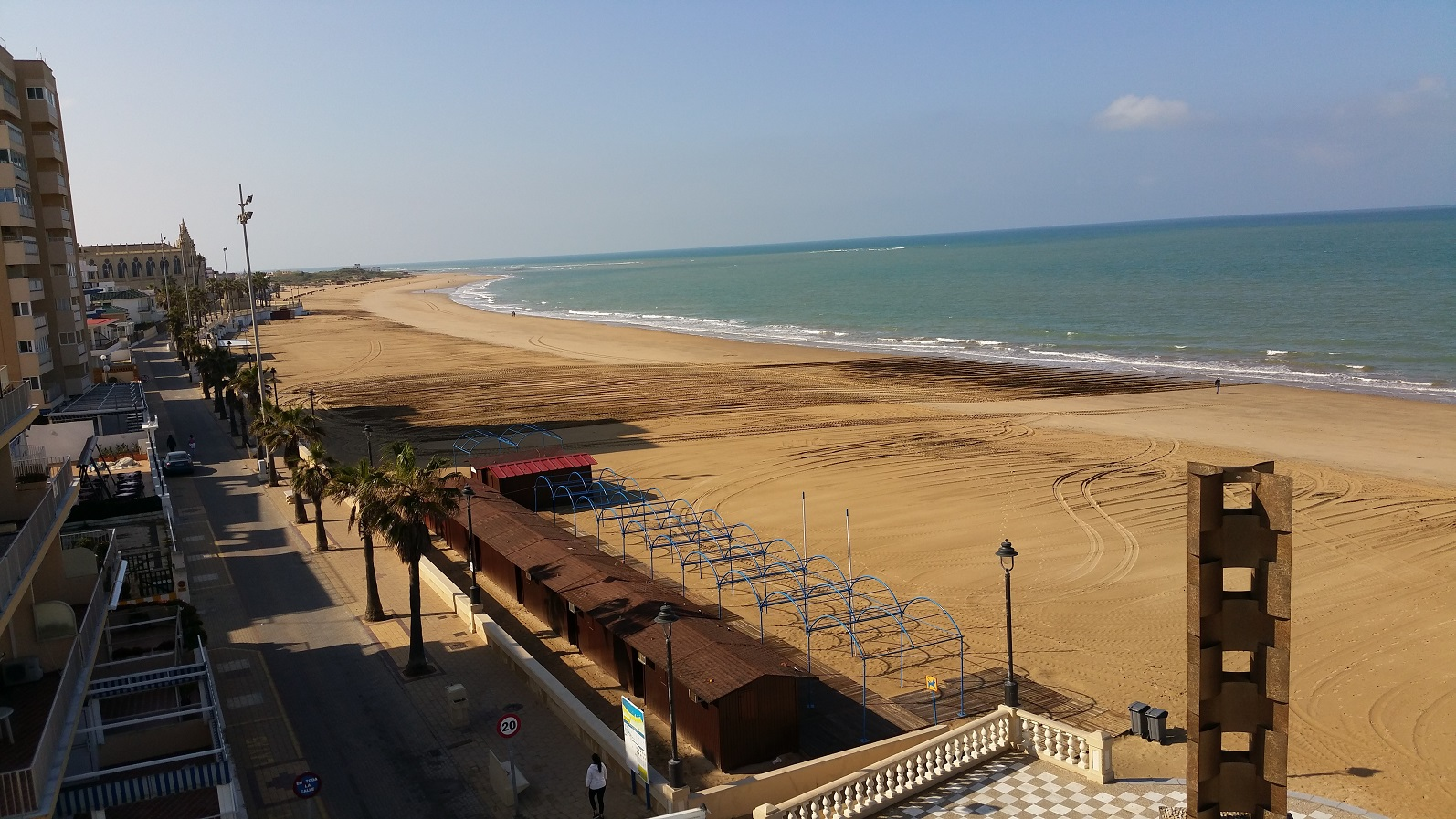 playa de regla aerea 3