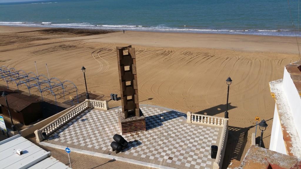 playa de regla aerea 2
